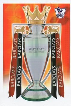 2007-08 Topps Premier League Match Attax #NNO Barclays-Master Trophy Front
