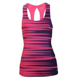 Cheshire Cat - ASICS® Pop Color Racerback Tank - Women's - Spearmint