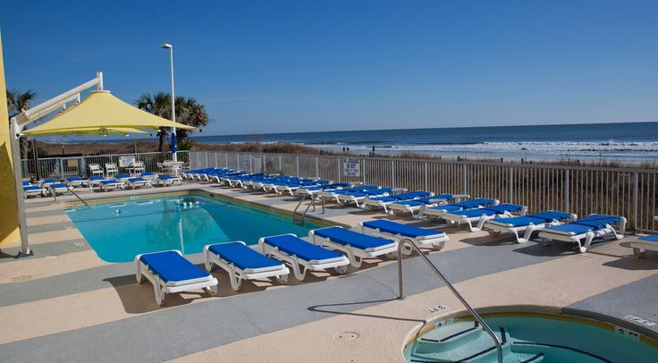 North Myrtle Beach Hotels | SeaSide Resort | Myrtle Beach, SC
