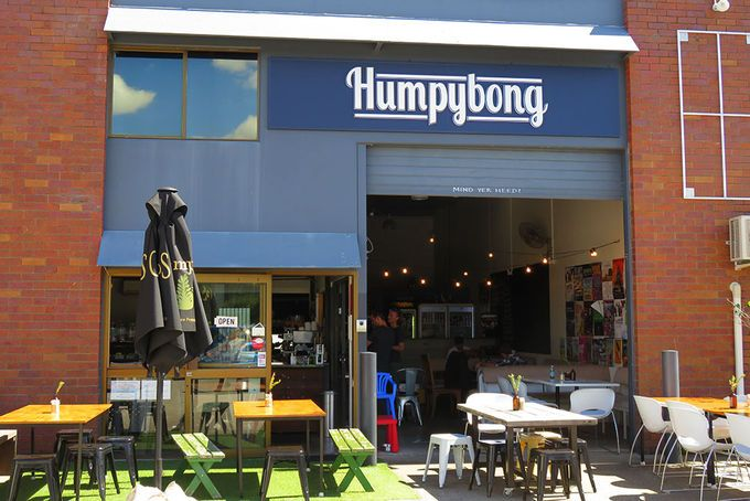 Humpybong Espresso Bar Stafford