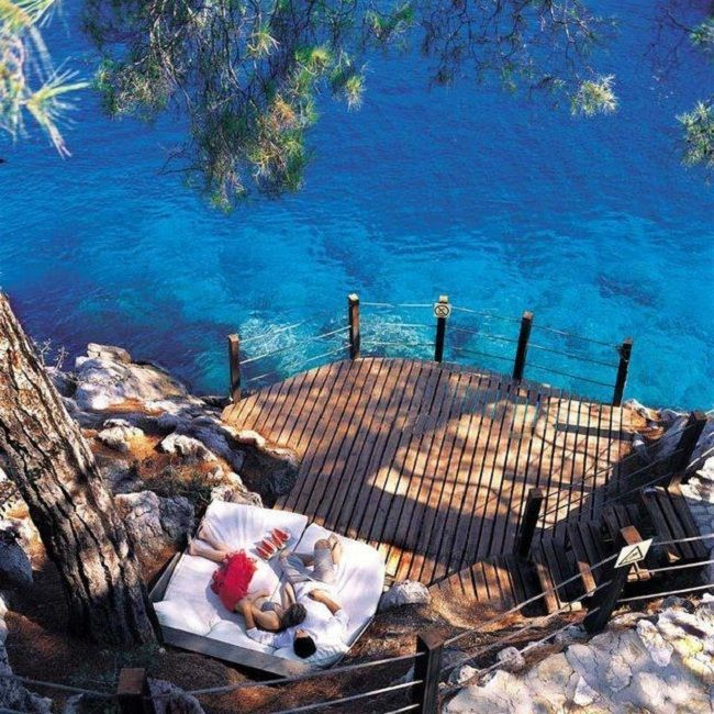A perfect spot for relaxation in beautiful Lefkada