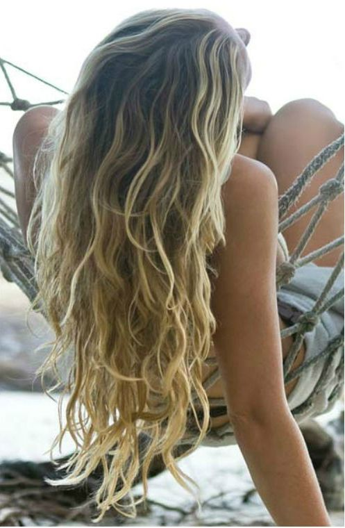 DIY Beachy Waves Salt Spray- this is rumored to be the EXACT spray recipe used by one of the top hairstylists in the world for tousled hair. All you need is a few household ingredients!