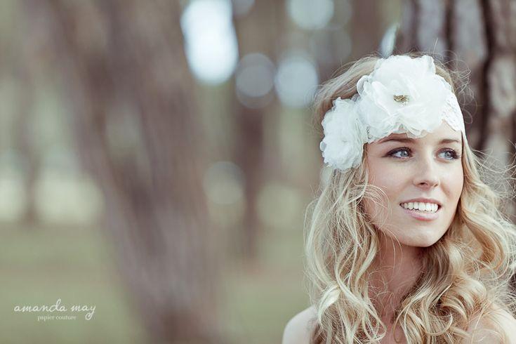 Amanda May - Whimsical Blooms Headband