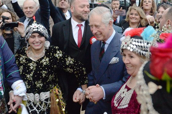 The Prince of Wales attended the consecration of the new St Thomas Cathedral Syriac Orthodox Church in London . St. Thomas' Cathedral was formerly known as St. Saviour's and was purchas…