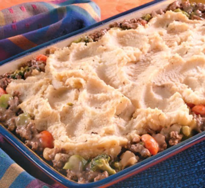 Shepherd S Pie Campbell Soup Company Recipe Campbells Soup Recipes Venison Recipes Recipe With Cream Of Mushroom Soup