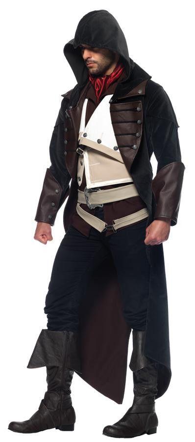 Assassins Creed Arno 7pc Med L