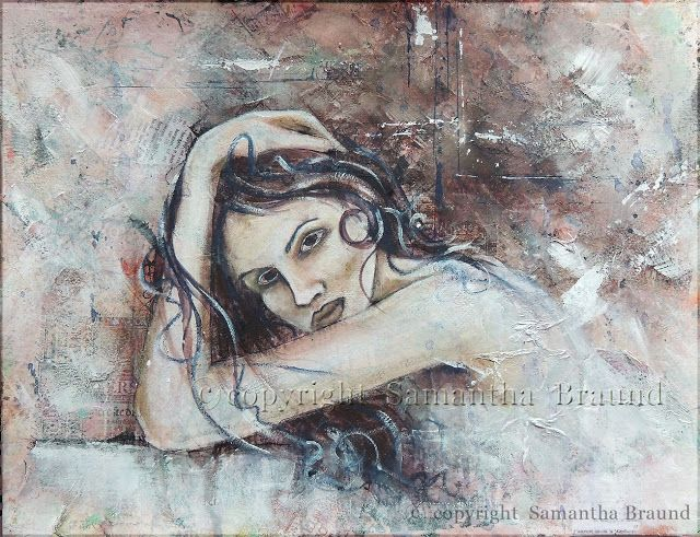Quiet Storm by Samantha Braund