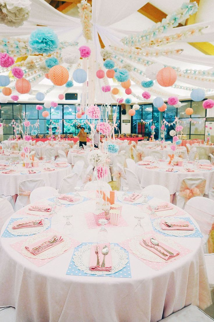 99 best Party Ceiling Decor images on Pinterest Events Ceiling