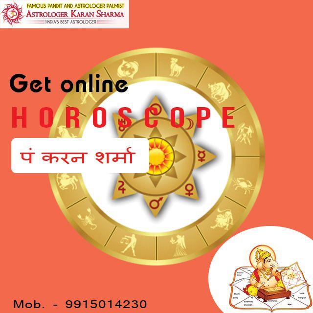 Get Online Horoscope.Please visit us- www.a1astrology.com