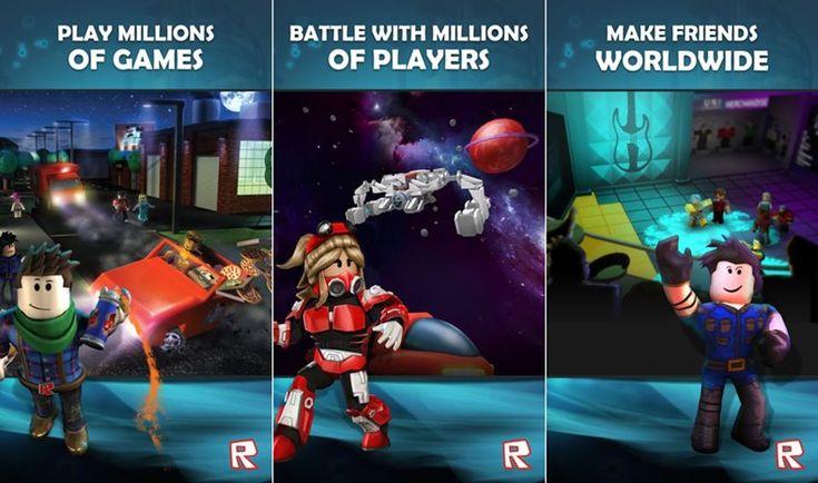 ROBLOX – milioane de jocuri create de utilizatori