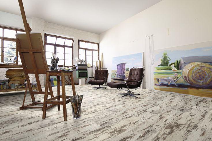 Bohém élethez bohém padló való