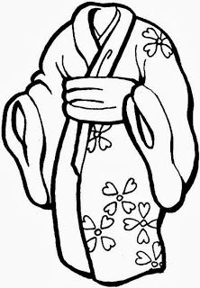 printable japanese coloring pages - photo#28