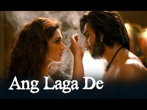 In Ang Laga De, the new slow and steamy number from Ram-Leela, Ranveer Singh and Deepika Padukone get passionate in the bedroom! #Bollywood #Movies #Ramleela