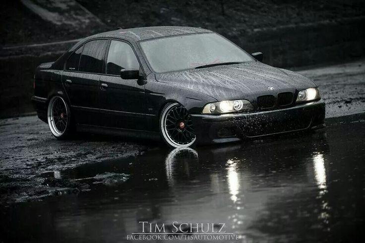 BMW E39 5 series black rain | BMW - Ultimate Driving ...