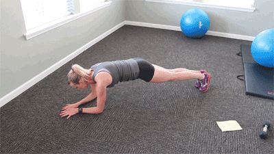 Lifting Revolution for Women - Change Your Life With Taylor » Top 30 Thursday: 30 Plank Exercises To Shock Your Core {And Body}