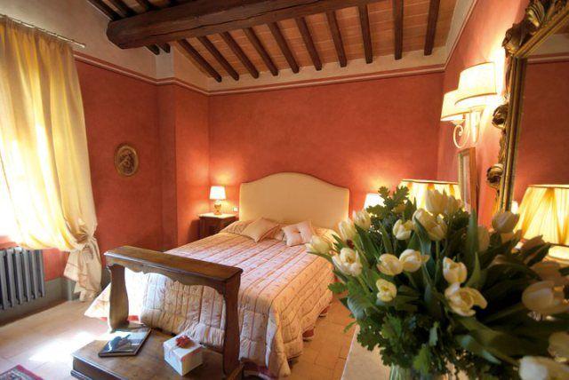 Agriturismo Guardastelle, Teresa Bedroom, Destination Wedding Venue (Villa), Tuscany, Italy www.wanderlust-weddings.com