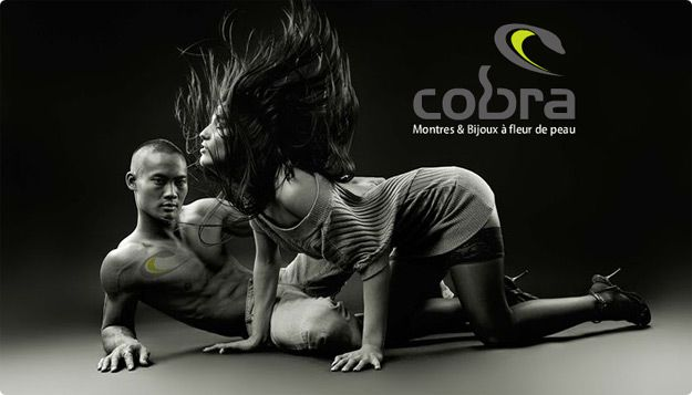 COBRA Watches by Elora