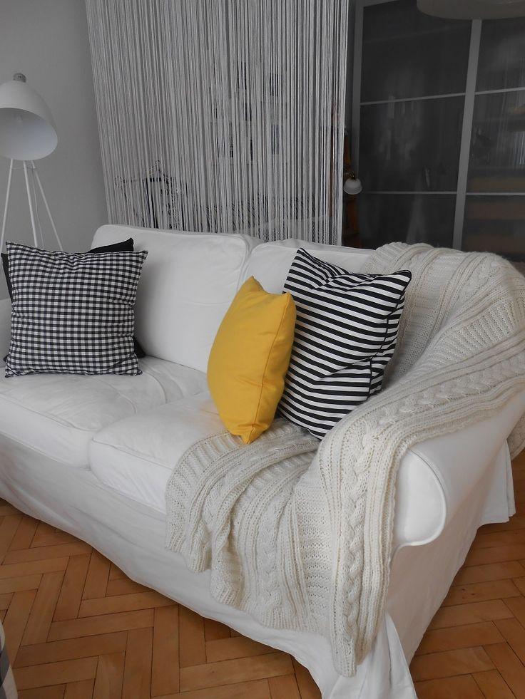 Ektorp...baaardzo wygodna sofa.