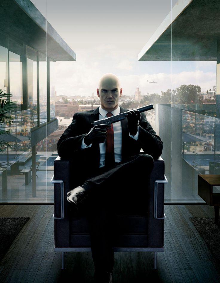 Agente 47 / HITMAN (PC, PS4, Xbox One) #Agente47 #HITMAN6 #Agent47 #HITMAN