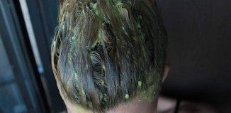 Evde yapılan kolay saç bakım maskeleri