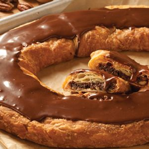 Chocolate Pecan Kringle Are You A Connoisseur Of