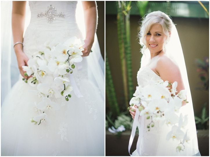Brightgirl Photography. Orchid Bouquet. #orchidbouquet #bride #bouquet #PalmDunes #KZNNorthCoast