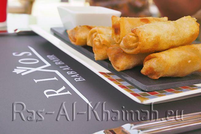 Rixos Bab al Bahr Hotel - Fingerfood #RixosBabAlBahr #rasalkhaimah #ras_alkhaimah #rak #uae #rakhotel #rixos #rakphotos