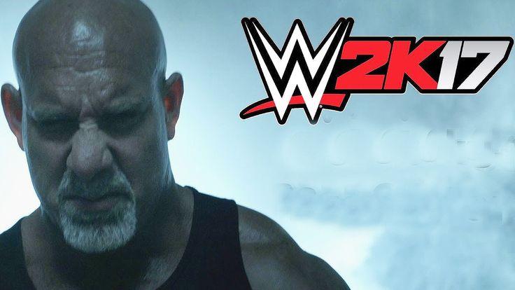 Bill Goldberg WWE 2k17 Exclusive Interview