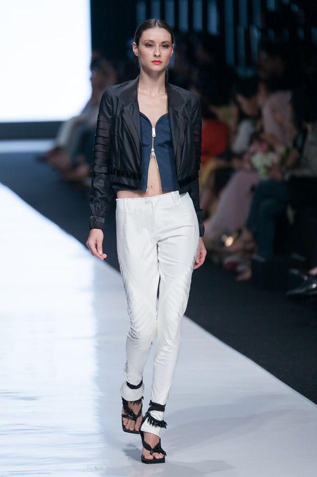 Jeffry Tan   Jakarta Fashion Week 2014
