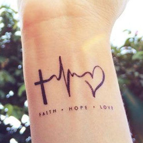 Cute Wrist Tattoos                                                                                                                                                                                 More