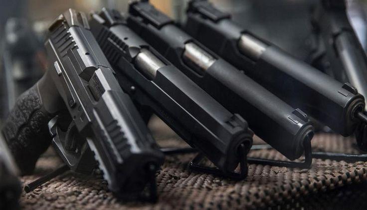 В США провалилась попытка ввести запрет на свободный оборот оружия.