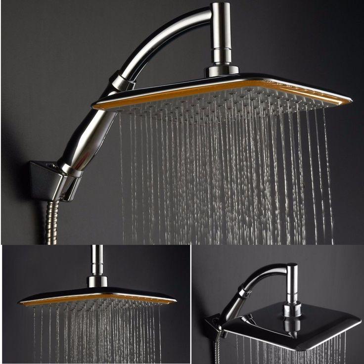 Best 25+ Shower arm extension ideas on Pinterest   Small bathroom ...