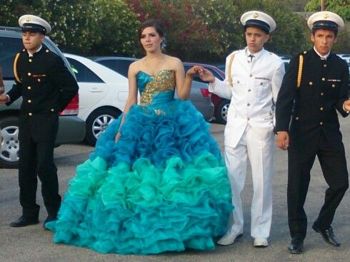 Quinceanera Chambelanes Tuxedos Quinceanera Chambelanes Tuxedos With Blue