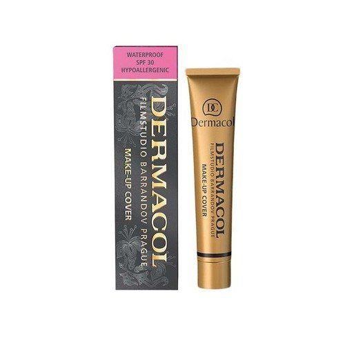 From 11.99:Dermacol High Covering Make Up Cover Foundation Hypoallergenic All Skin Types (221)