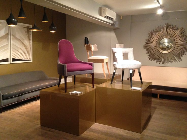 Jean Louis Deniot For George Smith; Showcasing His Beautiful Chairs And  Sofas. Amazing Pictures