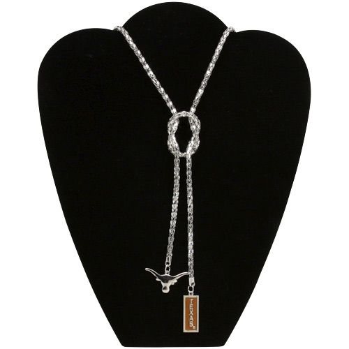 Texas Longhorns » Texas Longhorns Ladies Nyna Necklace