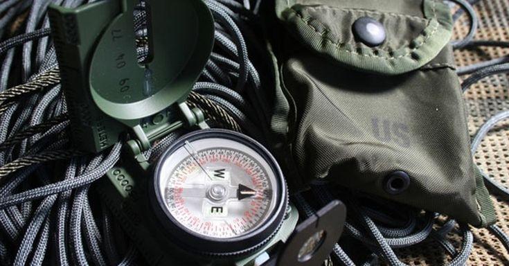 Cammenga Tritium Lensatic Compass   Navigation   Delta Gear, Inc.