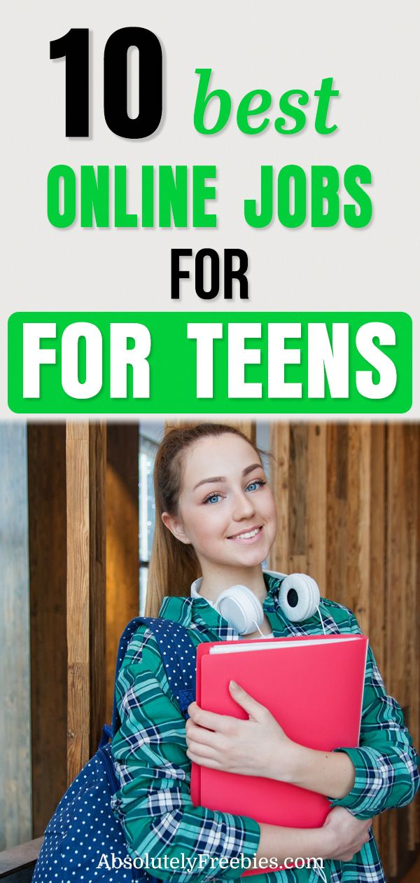 This is a list of 10 of the best online jobs for teens that you can start today…. – How To Work From Home Soon