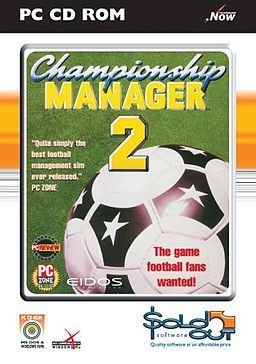 Championship Manager 2 by Eidos Interactive 1995