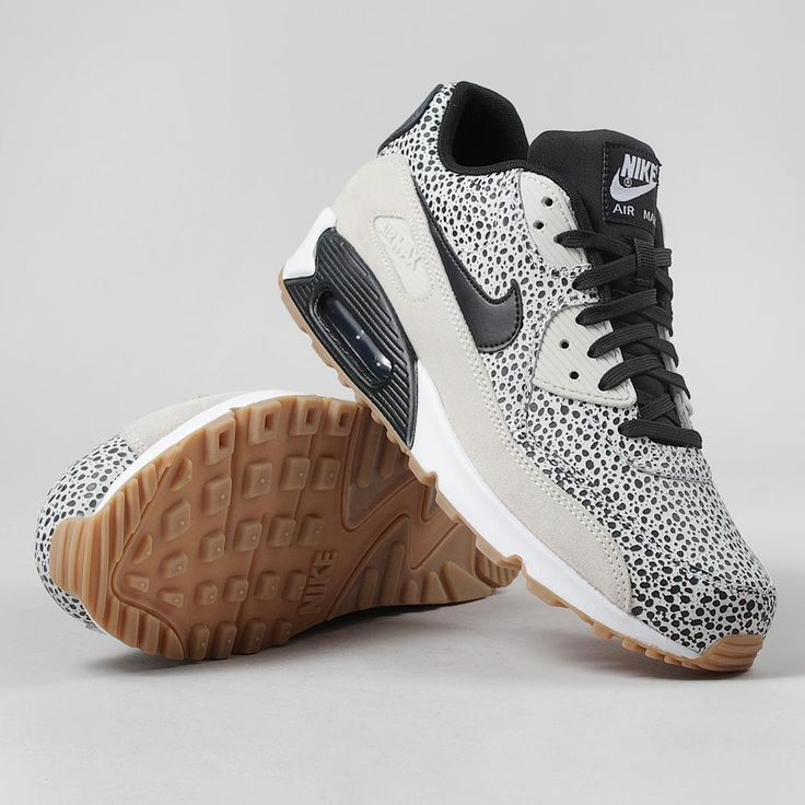 8f57839f35023 ... inexpensive nike wmns air max 90 premium shoes white black 08840 ff14b  ...