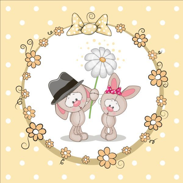 lovely cartoon animal with baby cards vectors 04 - https://gooloc.com/lovely-cartoon-animal-with-baby-cards-vectors-04/?utm_source=PN&utm_medium=gooloc77%40gmail.com&utm_campaign=SNAP%2Bfrom%2BGooLoc