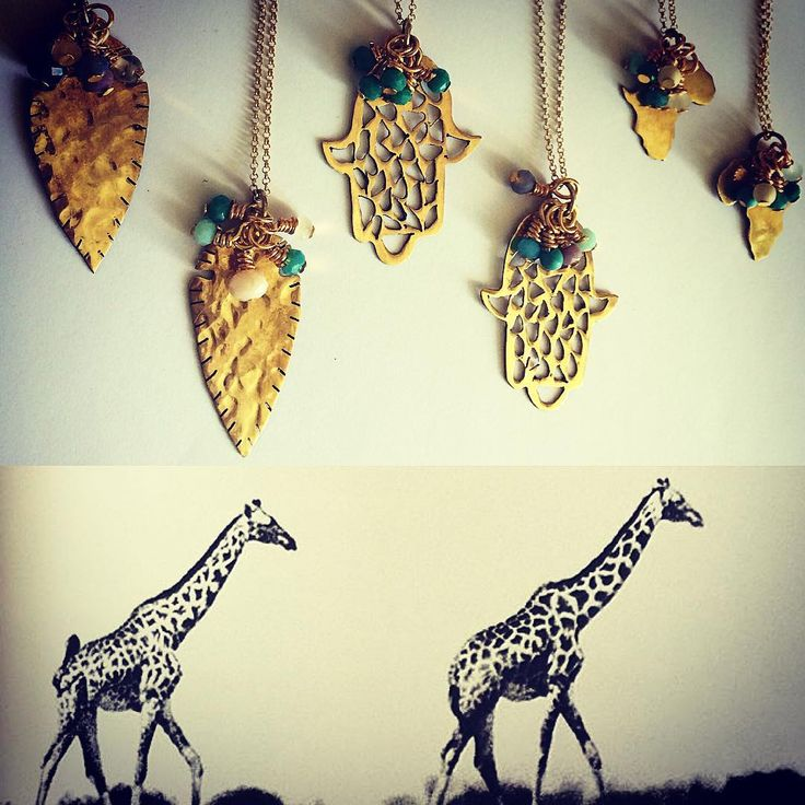 Assorted Soul charm necklaces :; www.souldesign.co.za ::