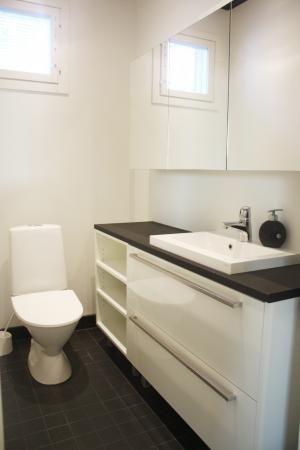 Kylpyhuoneen kalusteet #finishdesign © AX-Design Oy, Finland