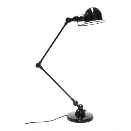 Jean-Louis Domecq - Lampe de Table Signal S1333 Noire - Jielde