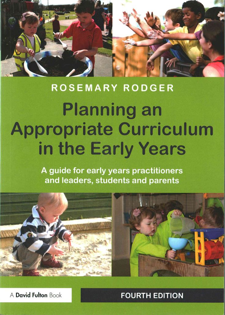Planning an Appropriate Curriculum in the Early Years: A Guide for Early Years Practitioners and Leaders, Student...