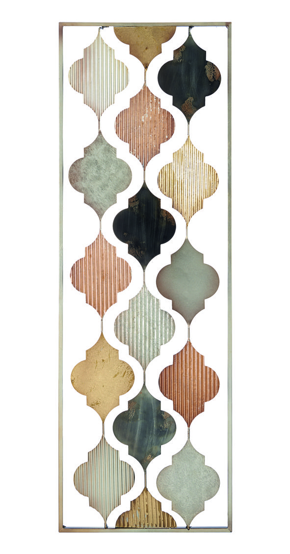 Quatrefoil Metal Wall Decor : Images about eastern promise ss on