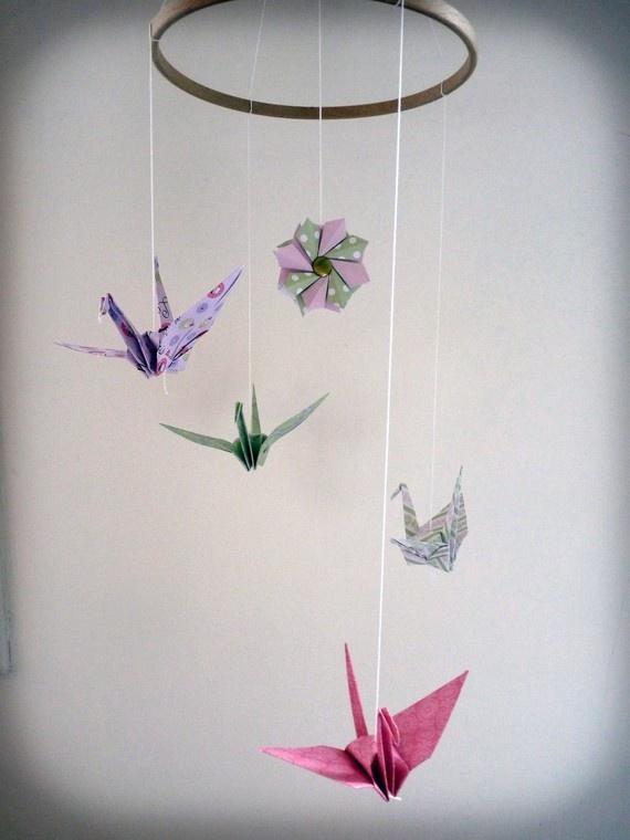 Mobile origami