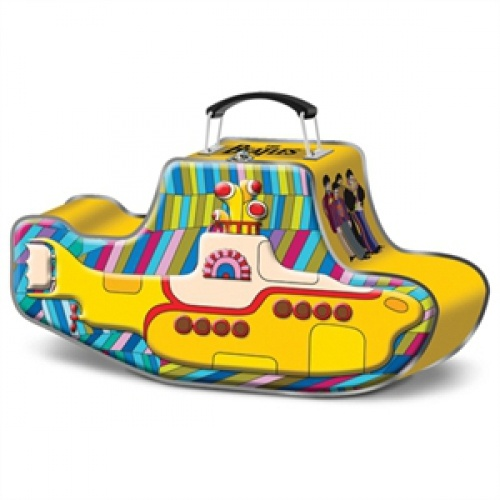 Коробка для завтрака Жёлтая Подводная Лодка aka yellow submarine lunchbox