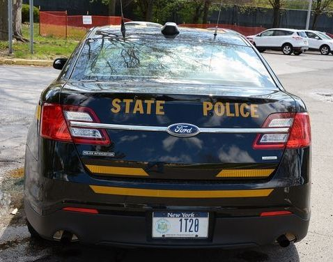 NEW YORK STATE POLICE - 2014 FORD TAURUS SHO