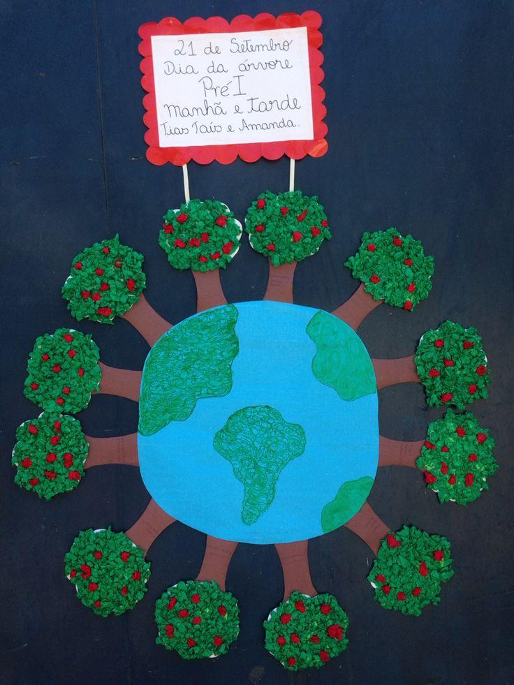 Dia da Árvore! #MeioAmbiente #Diadaárvore
